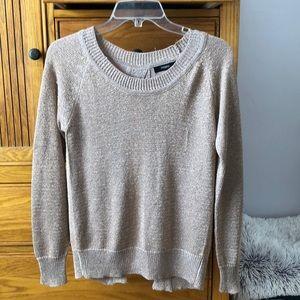 LF open-back sweater, size S